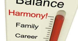 life balance thermometer