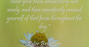 focus in 18 minutes a day